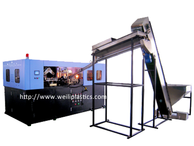 WEI LI PX-Series- PET Stretch Blow Moulding Machine